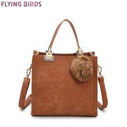 Sac de vol oiseaux en Ligne-Sac à main pour femme Sac à bandoulière Messenger Bag Mode Sacs à main En Cuir Pu Femmes Sacs à bandoulière Sacs Tote bags pour 2018 FLYING BIRDS