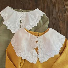 Camisa 2020 del estilo de Corea de los bebés de primavera y verano de moda para niños muchachas de la blusa de 1-6 años desde fabricantes