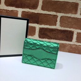 Deutschland Designer Brieftasche Luxus Handtaschen Luxus Brieftasche Neue modische Damen Kurze Geldbörse Reißverschluss Multifunktionale Kartentasche Echtes Leder Versorgung