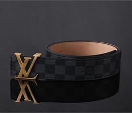 cinture di lusso del progettista per le cinture di cuoio degli uomini di modo della cinghia della grande fibbia delle donne degli uomini all'ingrosso il regalo caldo del venditore di trasporto libero da