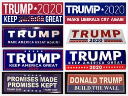 """Autocollants kinder en Ligne-10 sortes d'autocollants pour campagne présidentielle Trump MAKE AMERICAN GREAT AGAIN (3 """"* 9"""") autocollants 10pcs / lot"""