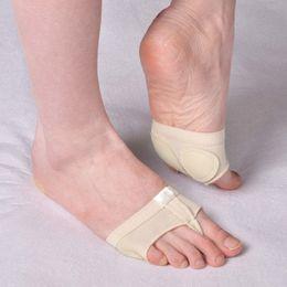 2019 tampas de dedo do pé de dança 1 Par Macio Sole Ballet Capa de Dança Pé Dedo Do Pé Dedo Toe Pad Proteção Sapatos PO66 desconto tampas de dedo do pé de dança
