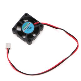 2019 extrusora Ventilador de refrigeração pequeno 3010 da CC 12V 30 * 30 * 10mm 2 para a extrusora das peças de impressora 3D extrusora barato