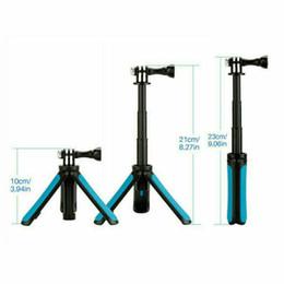 estensione bastone Sconti Portable Estendere di presa Self-Pole Shorty cavalletto monopiede Stick supporto per GoPro