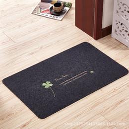 tapis tapis de sol en PVC tapis tapis de sol de la maison porche anti-dérapant tapis de porte pad nouveau style ? partir de fabricateur