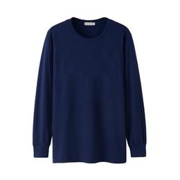 Мужские рубашки с длинным рукавом онлайн-Мужская футболка с длинным рукавом Полная зима Осень Плюс Размер Большой Xxxxl 5XL 6XL Повседневные простые футболки Мужские хлопчатобумажные негабаритные футболки