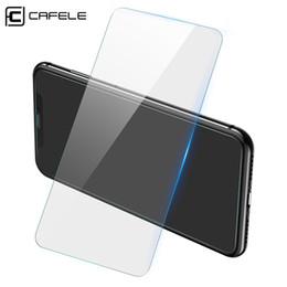 iphone flim avant Promotion Protecteur d'écran ultra-mince en verre trempé pour Apple XR HD Film de protection d'écran anti-rayures Film de protection en verre