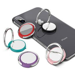 acessórios baratos para telefones celulares atacado Desconto Anel de dedo de 360 graus de metal móvel suporte do telefone para suporte magnético suporte de smartphone para iphone x huawei xiaomi samsung