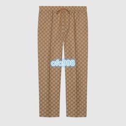 Mädchen dünne hose online-High end women girls thin section sports pants female letter printing trousers casual feet harem pants trousers casual pants Korean version