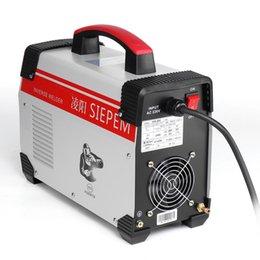 Machine igbt en Ligne-WS-250 250A 220 V ARC / TIG 2 en 1 machine de soudage onduleur IGBT Portable weilding Outils