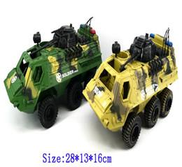 Argentina Militares Vehículos blindados para niños Soldados CAMO Tanque Hombre pequeño Juguetes Modelo de tanque de planeo Diecasts Vehículos de juguete cheap tank hombre Suministro