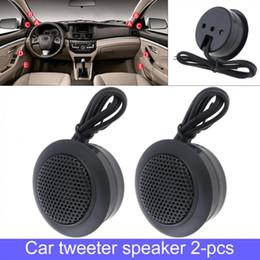 alto falante Desconto 2pcs B2 150W alumínio Shell Silk Stretch Film Car Speakers Tweeter Auto Chifre Áudio Música falante estéreo para sistema de áudio de carro