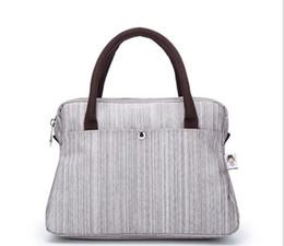 Die neue Sobra verdickte wasserdichte Nylongewebe Mode Handtasche Freizeitkleidung einfache Hand Tragetasche von Fabrikanten