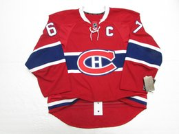 7b85a852f Cheap custom MAX PACIORETTY MONTREAL CANADIENS HOME JERSEY stitch add any  number any name Mens Hockey Jersey XS-5XL