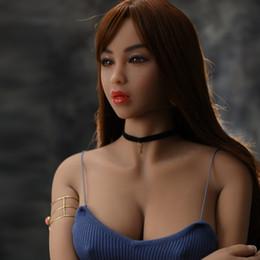 casamento da boneca da porcelana Desconto Grandes bonecas sexuais mama Poupée sexuelle Boneca Sexual Sólida Simulado Boneca Humana Boneca Sexy Masturbação Brinquedo para o homem brinquedos para adultos