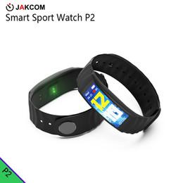 Argentina Venta caliente del reloj elegante de JAKCOM P2 en las pulseras elegantes como la cubierta del teléfono del casete del juego de 3 monos Suministro