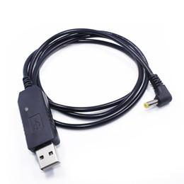 câble de baofeng Promotion Baofeng 2.5mm Câble de charge USB pour batterie BaoFeng Walkie Talkie BF-UVB3PLUS 3800mAh