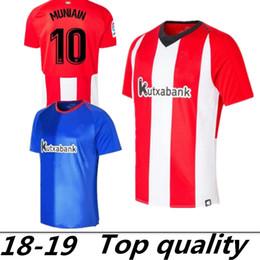 uniforme del club de fútbol Rebajas 18 19 Athletic Bilbao Club Home  camisetas de fútbol 2018 da82adb07c7d5