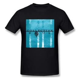 T shirt soul fashion en Ligne-T-shirt à manches courtes T-shirt noir avec logo de Charlynie pour hommes