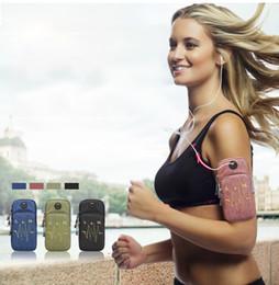 handytasche schutz Rabatt Wasserdichte Arm Band Sport Gym Laufen Armbinde Protector Weiche Tasche Hülle Für Frauen Männer Handytasche
