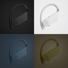 Manos libres para auriculares bluetooth iphone online-B10 TWS Bluetooth 5.0 Auriculares Auriculares inalámbricos Auriculares manos libres Gancho para la oreja Auriculares deportivos en la oreja para iphone de calidad superior