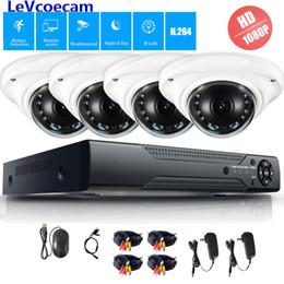 4CH 1080 P DVR CCTV Sistemi 1 TB HDD 2MP Dome AHD IR Gece Su Geçirmez Kamera Açık Güvenlik Kamera Sistemi Gözetim Kiti nereden