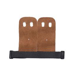 Entraînement de gymnastique en cuir Armure Protector Pull Up Weight Lifting Gymnastique Grip Main Garde Équipement De Sport ? partir de fabricateur