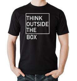 Argentina Piense fuera de la caja Camiseta Negro Kreativ Kreativität Estilo de diseño diferente cheap t shirts different styles Suministro