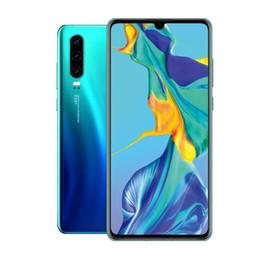2019 juego android GooPhone P30 teléfonos móviles pro 6.5inch caso de los teléfonos inteligentes de pantalla 1 GB 4 GB HD 2G 3G a la red 4G LTE Mostrar falso rebajas juego android