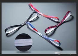 2019 vendas al por mayor del entrenamiento Envío gratis deportes de verano venda de la aptitud yoga hairband absorbente del sudor antideslizante correr marea correr antitranspirante