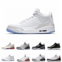 shoes korea sneaker Promo Codes - Tinker Quai 54 mens Basketball Shoes Korea JTH Pure white Black Cement International Flight Free Throw Line Sport Designer Sneakers