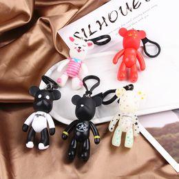 Bebek ayı küçük hediye seyahat hatıra toptan çocuk hediye ayı anahtarlık kolye karikatür çanta aksesuarları severler bebek supplier small bear accessories nereden küçük ayı aksesuarları tedarikçiler