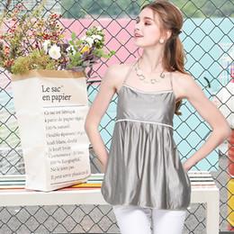 anti-strahlung kleidung schwangere frauen Rabatt Schutzkleidung für Schwangere Strahlenschutzkleidung mit Silberfasern Schwangere tragen authentische Produkte