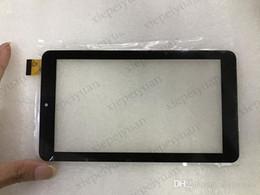 samsung tab branco Desconto Para 7 polegadas MTK6572 706 3G 2G Phone Call Tablet Touch Screen Visor Lente de vidro Painel digitalizador substituição