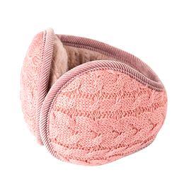 Ear Warmer Men Plush Muff Women Fashion Earmuffs Earflap Winter Warm Cover Knitted Unisex Foldable от
