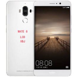 мобильный телефон с лезвиями Скидка Для HUAWEI mate8 NXT-AL10 дисплей TFT LCD. Качество достигает A +++, универсальная версия.