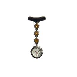 2019 bracelet en gros de soins infirmiers facile à utiliser montre de poche infirmière surface de placage de diamant miroir en verre bracelet en alliage petit cadeau de trois aiguilles envoyer les anciens en gros promotion bracelet en gros de soins infirmiers
