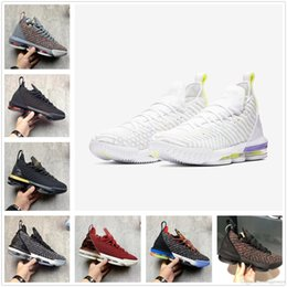 Zapatos LeBron James 16 Soy King LeBron 16 BuzzsLightyeas 1 Mid Lakers talla us7-us12 desde fabricantes
