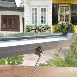 verrous de fenêtre Promotion Crochet de cabine Verrou à oeil Quincaillerie en acier inoxydable Crochet Porte Porte Fenêtre pivotante LXY9 NO29