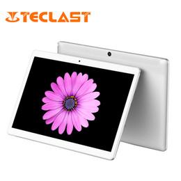 Teclast double caméra en Ligne-Teclast A10S 10.1 pouces Tablettes PC Double Caméras Dual WiFi MTK 8163 Quad Core1920 * 1200 Android 7.0 2 Go de RAM 32 Go 6000 mAh Tablettes PC