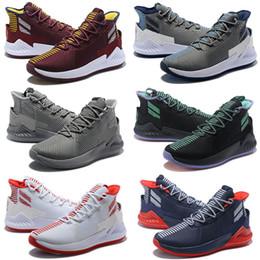 Kaufen Sie im Großhandel Derrick Rose Neue Schuhe 2019 zum