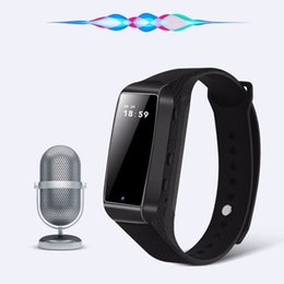 Verstecktes diktaphon online-Neue tragbare versteckte Diktiergerät Digital Professionelle Armband Audio Sound Recorder Mini Wiederaufladbare Armband Diktiergerät
