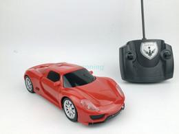 micro coche rc Rebajas Speed Rc Radio Control remoto Micro Racing Car Toy Regalo Nuevo Barato