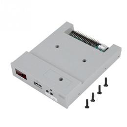 2019 fdd externo SFR1M44-LUN 3.5in 1.44MB USB emulador de unidade de disquete Plug and Play