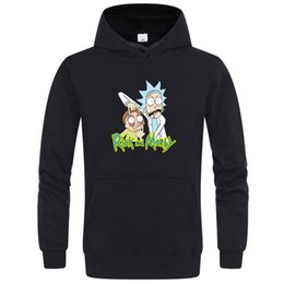 cool sportswear clothing Coupons - Anime Clothing Black Hip Hop Hoodies Men Funny Cool Hoodie Pullover Oneck Sportswear Sweatshirt Tracksuits Hoody