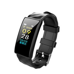 Smart uhr m8 online-M8 Sport IP67 wasserdicht Bluetooth Smart Watch Rufnachricht Erinnerung Heart Rate Monitor Smart-Band Uhren Armbandwrist