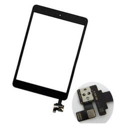 2019 резистивный сенсорный экран 100% новый сенсорный экран стеклянная панель с дигитайзером с ic разъемом кнопки для iPad Mini 2 STY190