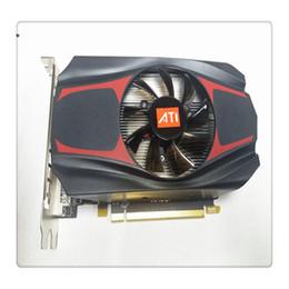 PC de escritorio Tarjeta de gráficos de juegos independientes HD7670 4 GB DDR5 128 bits PCI Express Tarjeta de gráficos de video del juego duradero para juegos de escritorio desde fabricantes