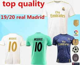 1e4541deac9 2019 20 Real Madrid Soccer Jersey home away NEW soccer shirt #20 ASENSIO  ISCO MARCELO madrid 19 20 Football uniforms size S-2XL cheap new york jets