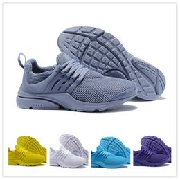 timeless design 4198a 872ad baskets presto Promotion nike air max Presto Chaussures Casual Hommes  Femmes Ultra BR QS Jaune Rose